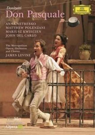 Don Pasquale - DONIZETTI GAETANO [DVD]